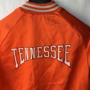 Vintage UT Tennessee Vols Chalk Line Jacket Large